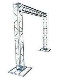 estrutura alumínio q25