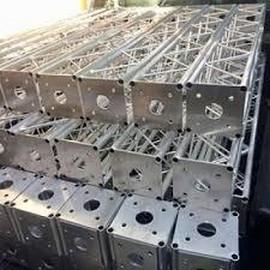 fábrica de estruturas de alumínio