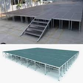 fábrica de pisos para palcos