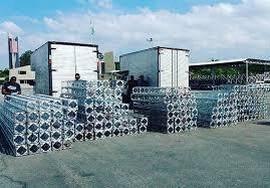 fabricantes de estruturas de alumínio