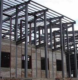 Empresas de montagem de estruturas metálicas em sp
