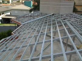 Comprar estrutura metálica para telhado