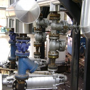 Serviço de montagem de isolamento térmico